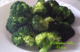 Broccoli al microonde