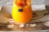 Budino crema al mandarino
