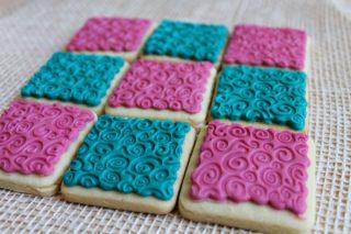 base per biscotti da decorare con pasta di zucchero o ghiaccia reale