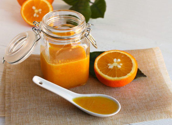 pasta di arance