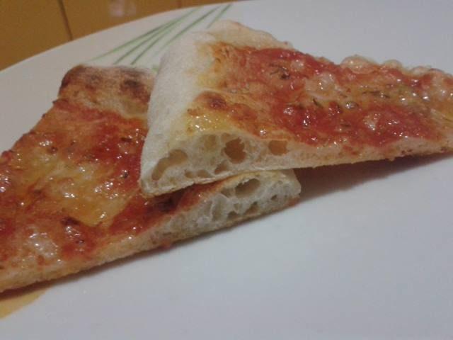 PIZZA NAPOLETANA A LUNGA LIEVITAZIONE CON LIEVITO DI BIRRA