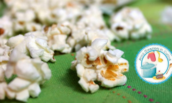 POP CORN AL MICROONDE