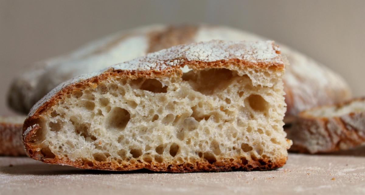Pasta madre con farina tipo 1 - lievito naturale - Sano e ...