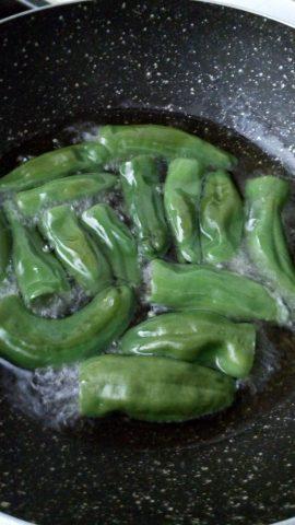 peperoni friggitelli fritti