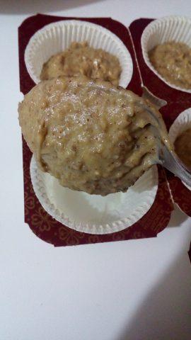 muffin alle noci