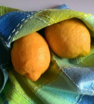 pasta di limoni