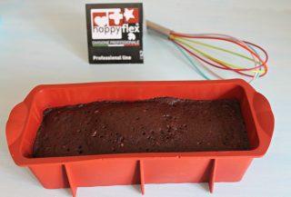 plumcake cacao e nocciole al microonde