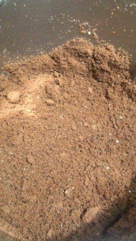 sbriciolata al cacao senza cottura