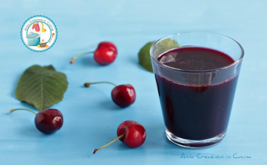 Succo di ciliegie succhi di frutta anna creazioni in cucina for Succhi di frutta fatti in casa