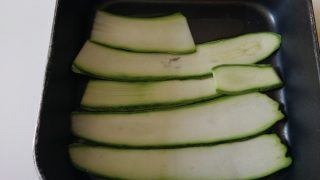millefoglie di zucchine gratinate
