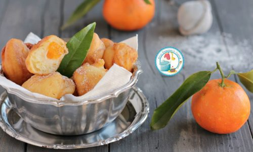 FRITTELLE DI CLEMENTINE