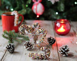 biscotti di Natale zenzero e cannella