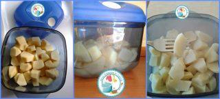 graffe o zeppole con patate