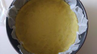 crostata amalfitana alle fragole