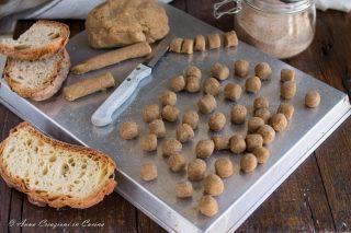 gnocchi di pane e patate