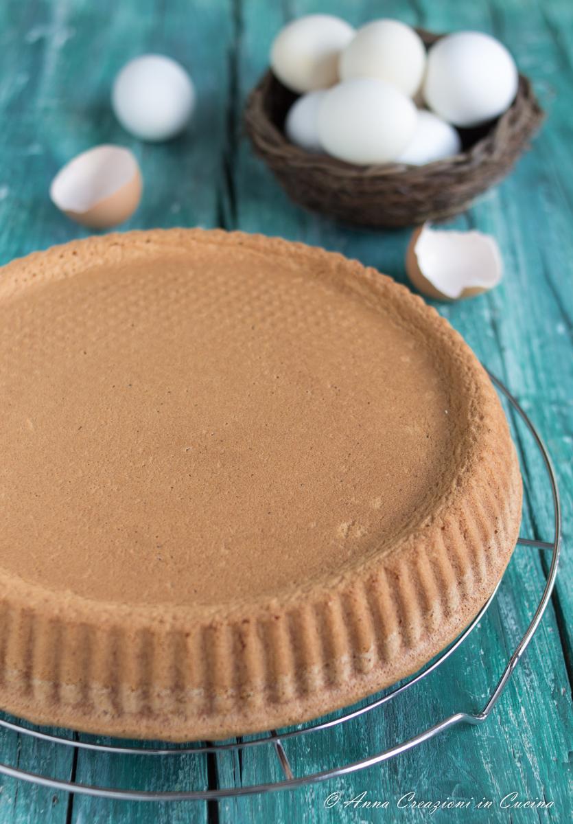 base morbida per crostata