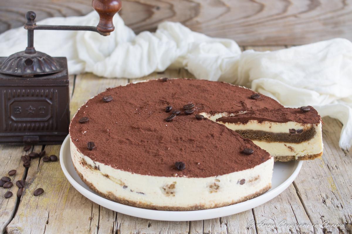 cheesecake tiramisù