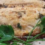 Filetto di pesce capone ammollicato