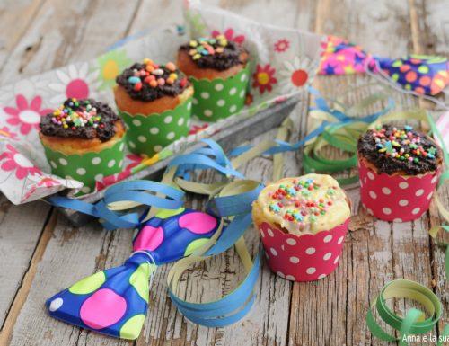 Mini tortine di carnevale