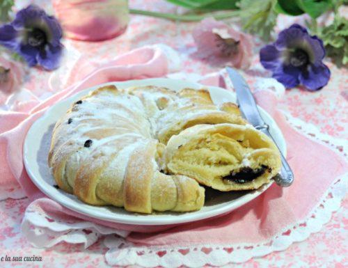 Pan brioche a ciambella