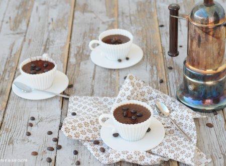 Crema al caffè con e senza bimby
