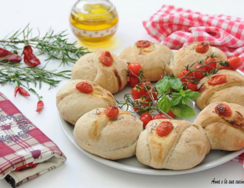 Ciambella di pane integrale