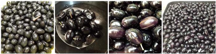 Olive nere infornate