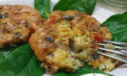 Mini frittatine con verdure