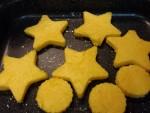 Crostini di polenta con radicchio e ventresca
