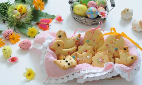 Biscotti di Pasqua semplici