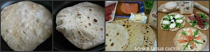 """""""Chapati"""" pane indiano farcito"""