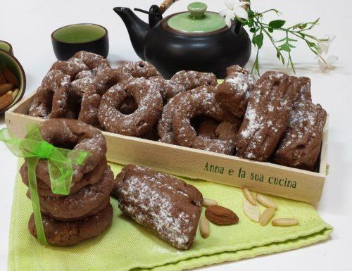 Biscotti al farro e frutta secca