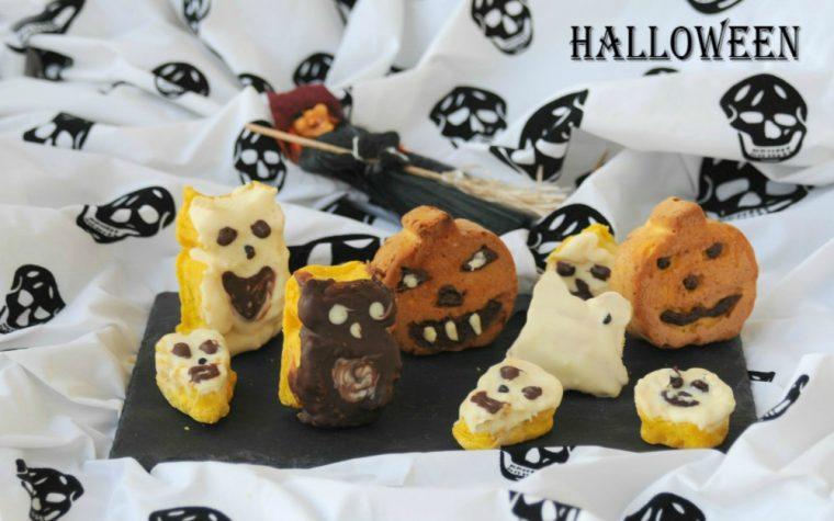 Tortine morbide in tema di halloween