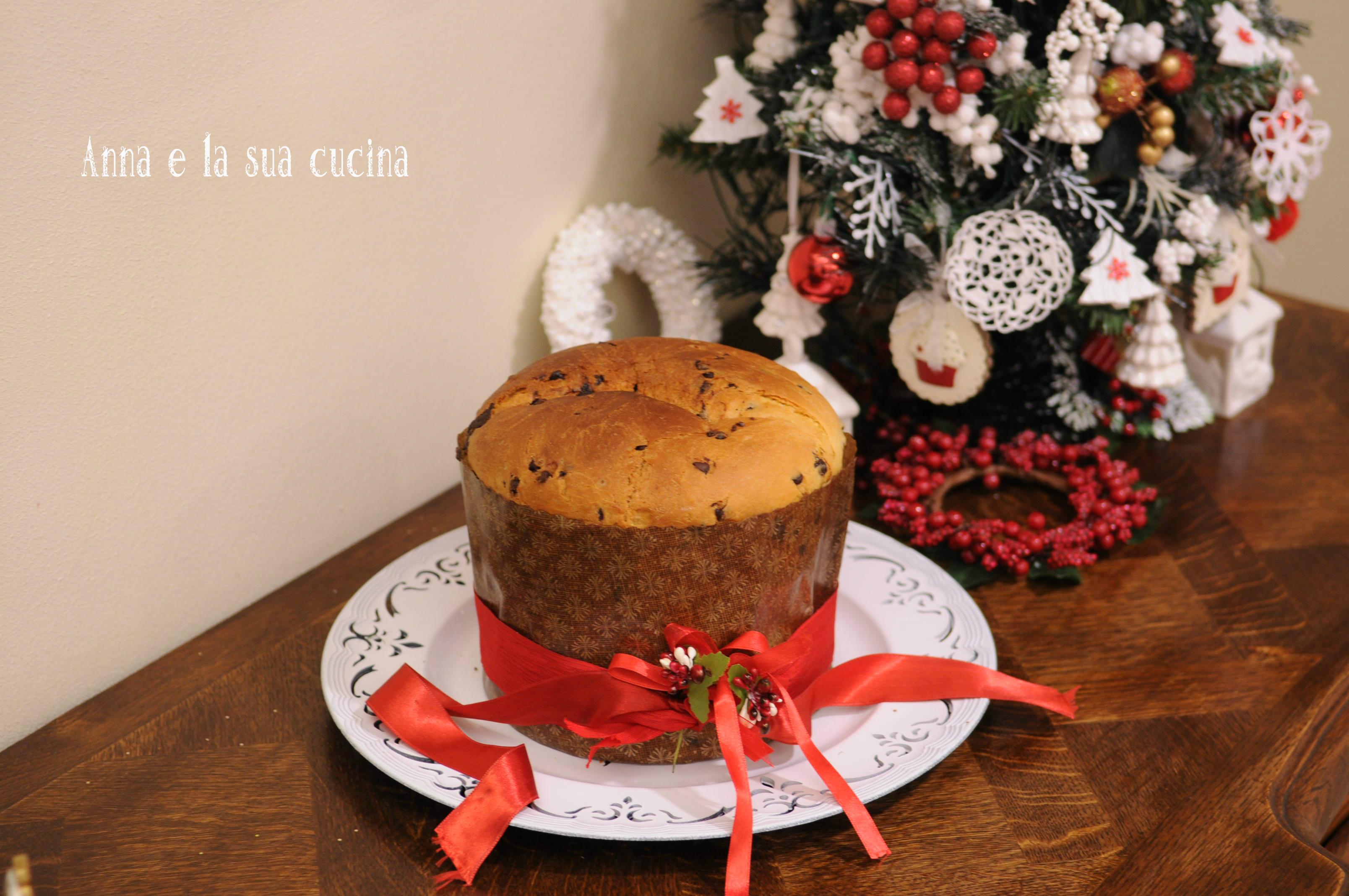 Panettone ricetta Sal De Riso