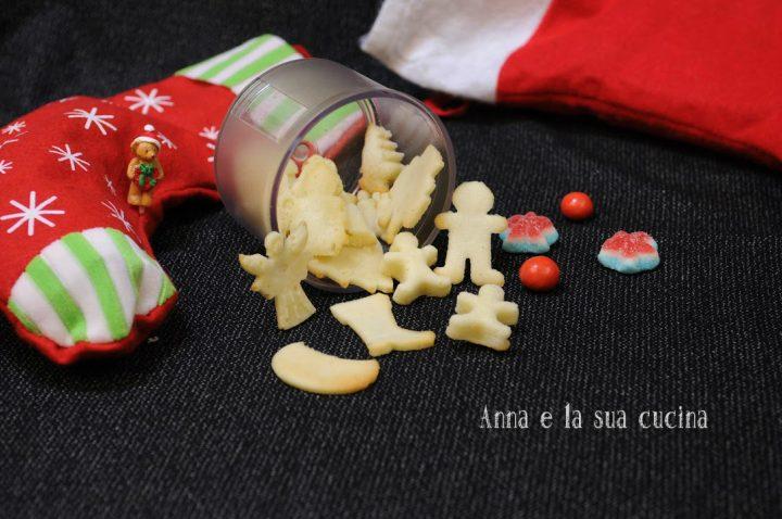 Biscottini alla vaniglia per bambini