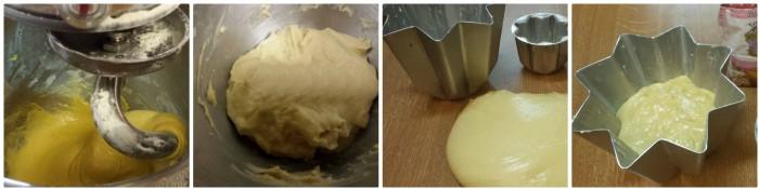 Pandoro ricetta semplice senza sfogliatura