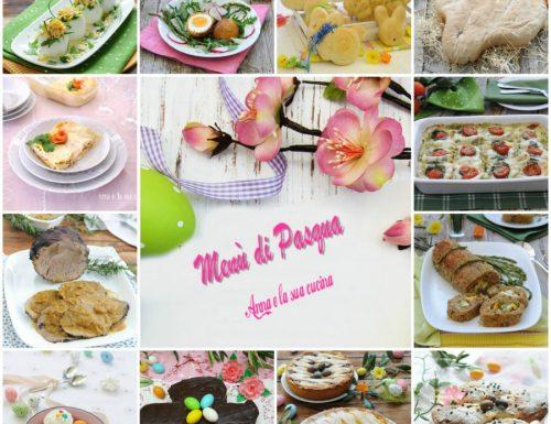 Menù di Pasqua ricette semplici anche per bambini