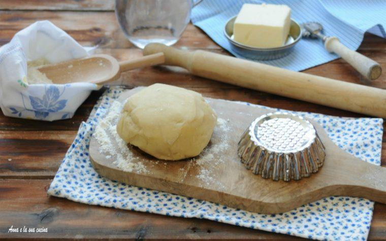 Pasta brisèe ricetta veloce bimby