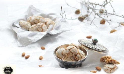 Amaretti morbidi ricetta calabrese