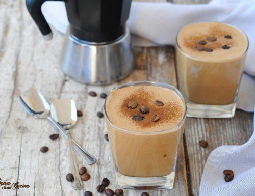 Crema al caffè leggera senza grassi