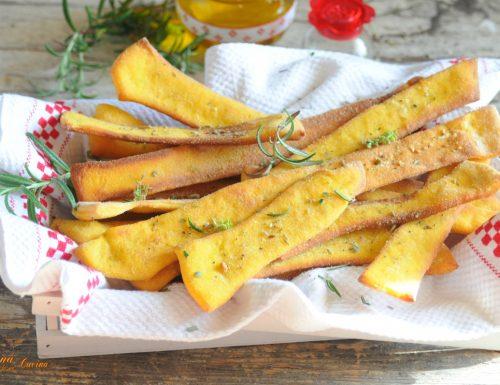 Sfogliatine croccanti con zucca e aromi