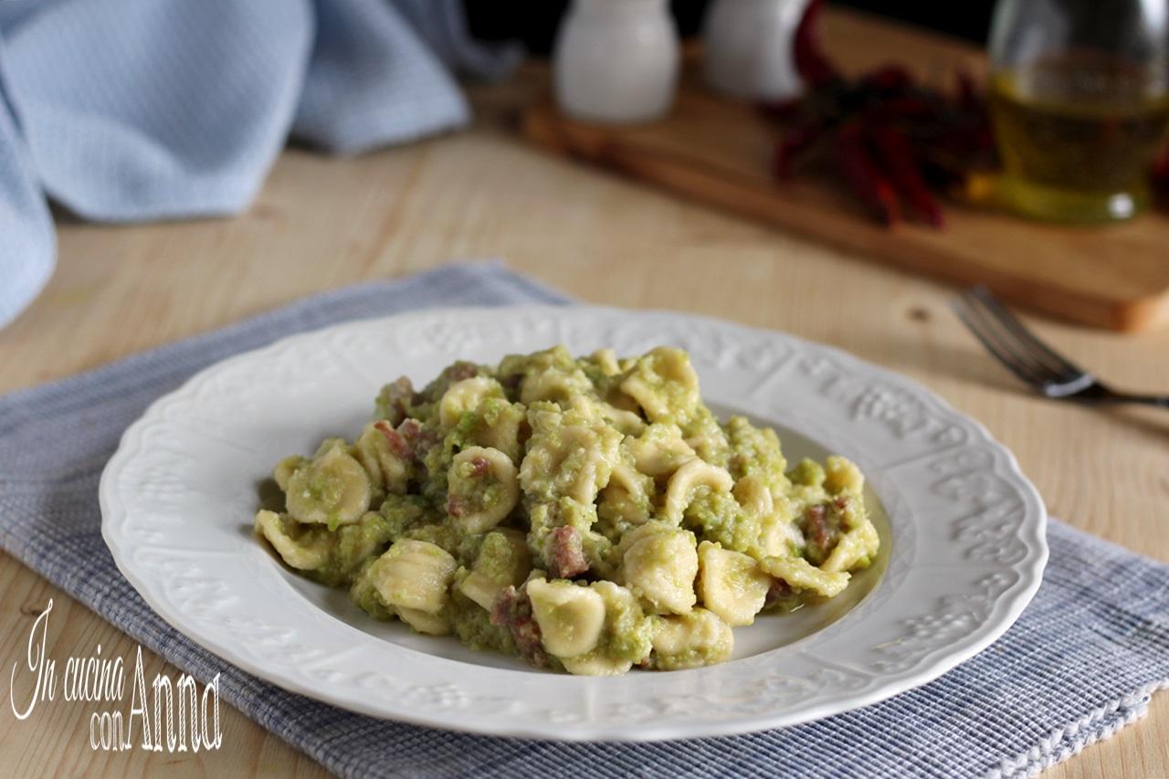 Orecchiette al broccolo romano