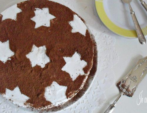 TORTA PAN DI STELLE NUTELLA E COCCO