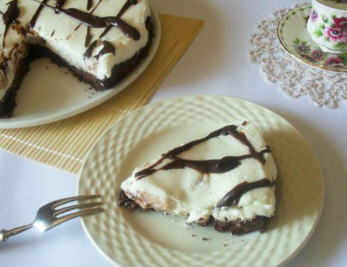 cheesecake pere e cioccolato – dessert