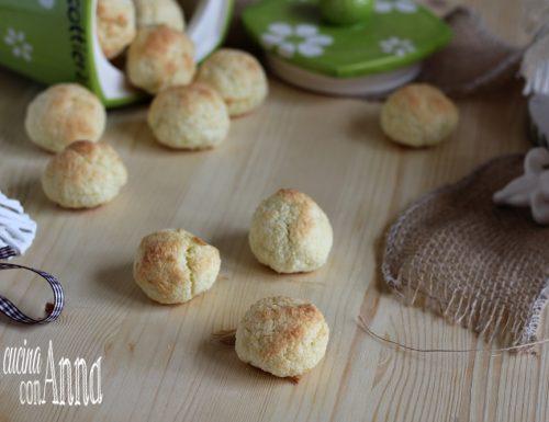 dolcetti al cocco (ricetta semplice e gustosa senza glutine)