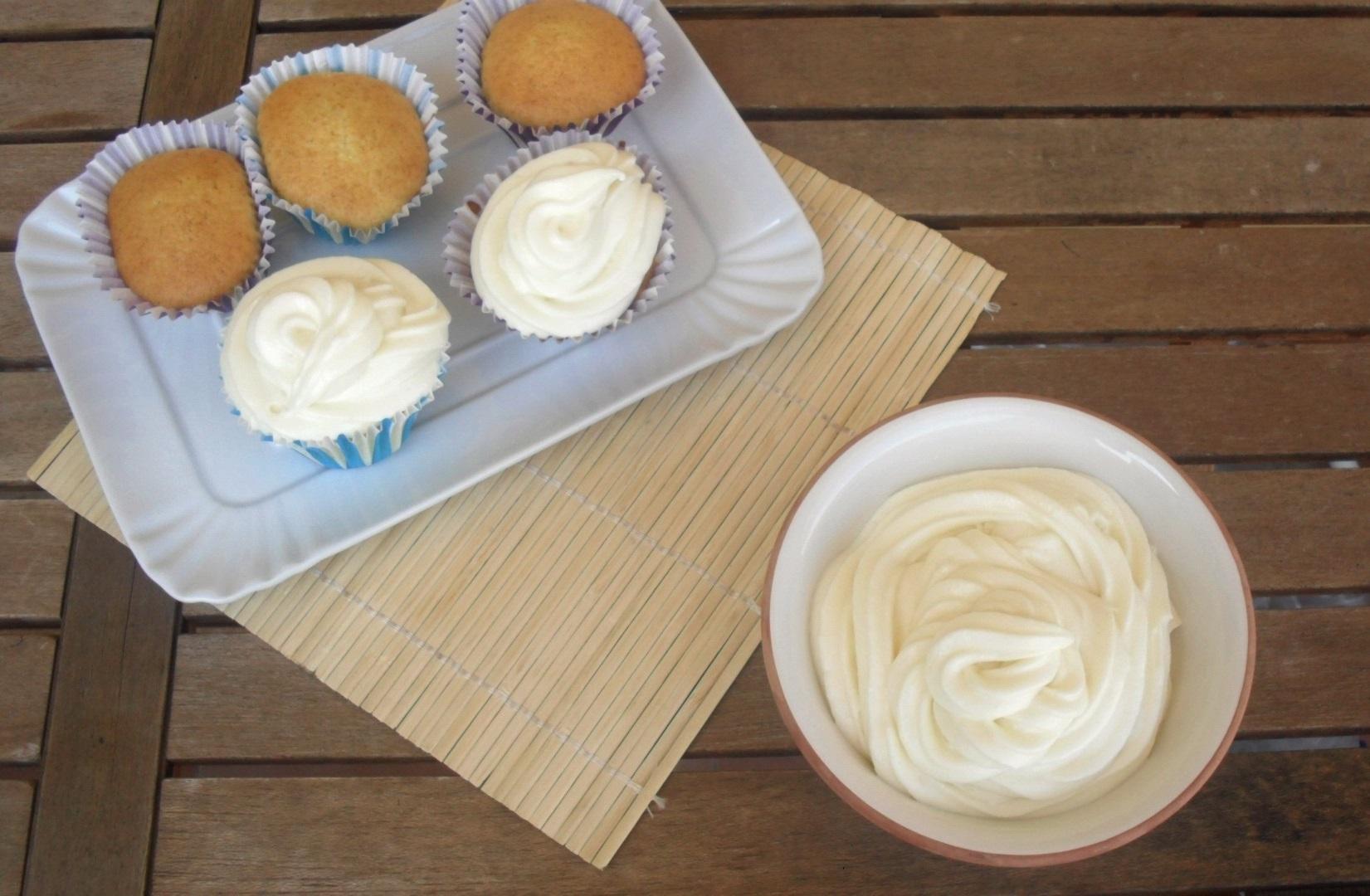 frosting (glassa per cupcakes)