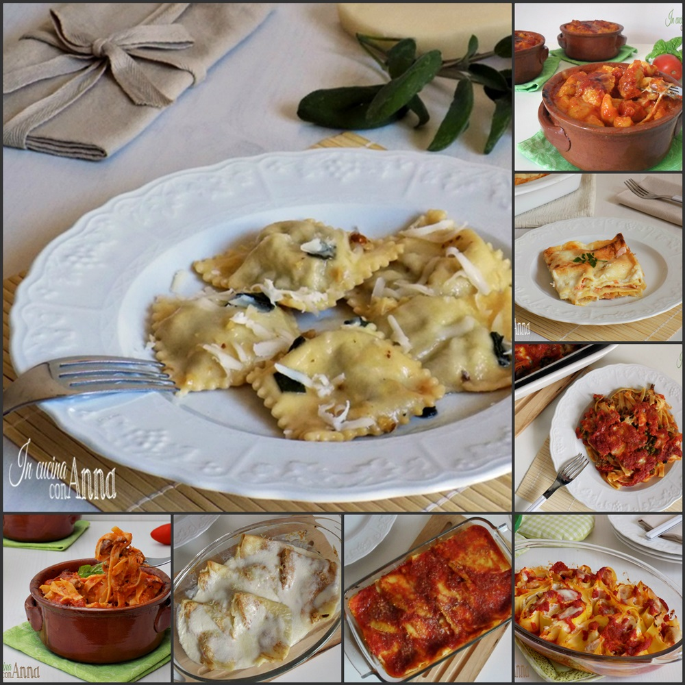 Ricette primi piatti pranzo di natale for Ricette bimby primi piatti