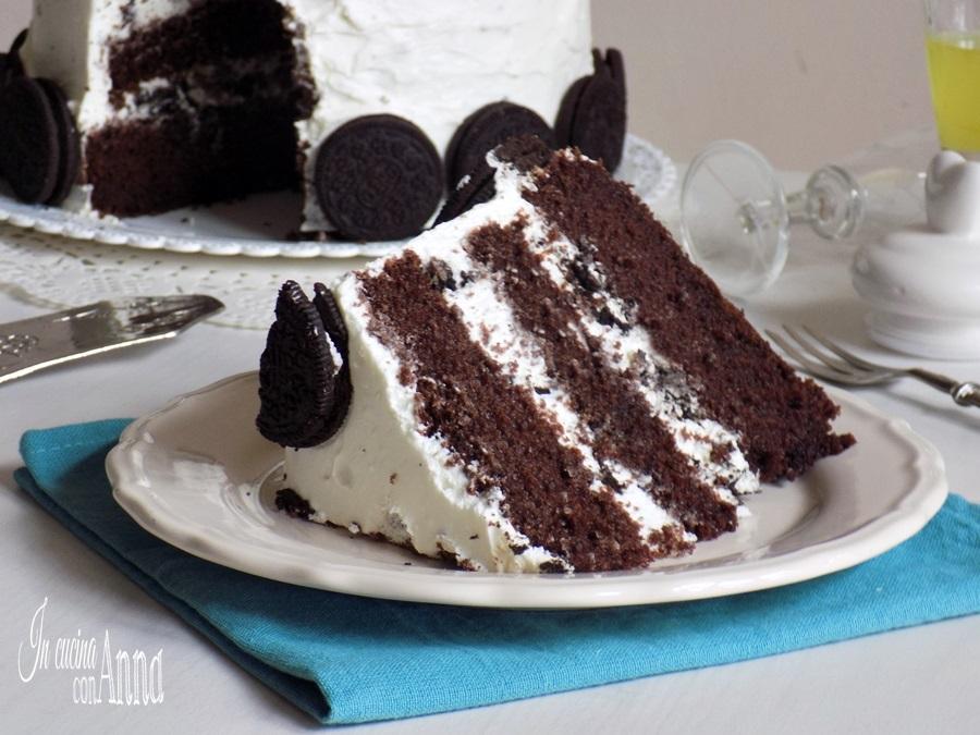 torta oreo (oreo cake)