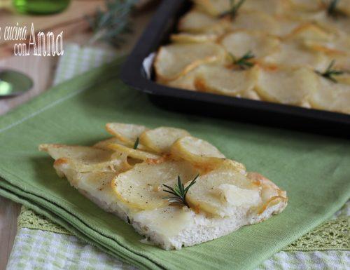 Schiacciata alle patate