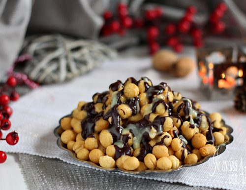 pepite cocco e cioccolato